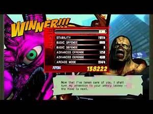 Ultimate Marvel vs Capcom 3 playthrough_Ghost Rider/Nemesis/Shuma-Gorath