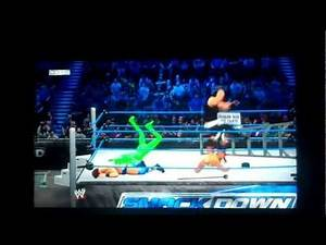 WWE 12: Alien Vs. Bane Vs. Miz Vs. Dolph Ziggler - Ladder Match for Intercontinental Championship