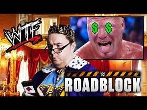 WWE Roadblock 2016: WTF Moments