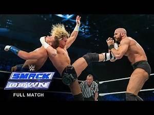 FULL MATCH: Ziggler vs. Cesaro vs. Kidd – Intercontinental Title Match: SmackDown, Nov. 14, 2014
