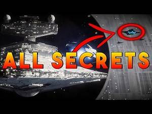 ALL EASTER EGGS AND SECRETS IN THE STAR WARS BATTLEFRONT 2 TRAILER! (Battlefront 2 News)