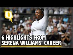 Grand Slam Record, Olympic Gold: 6 Highlights From Serena's Career | The Quint