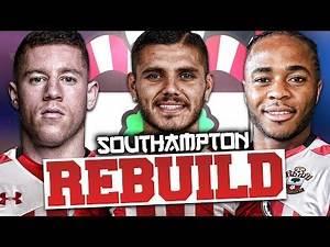 REBUILDING SOUTHAMPTON!!! FIFA 17 Career Mode