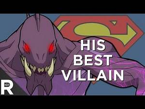 Parasite: Superman's BEST Villain (Superman: Man of Tomorrow)   READUS 101