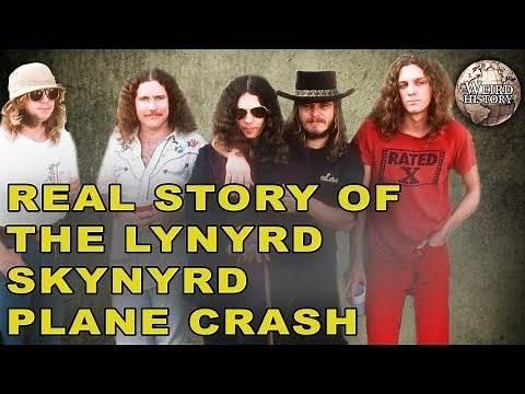 Lynyrd Skynyrd Plane Crash: The Devastating True Story