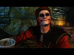 """Skyrim - """"THE CURE FOR MADNESS"""" Dark Brotherhood Questline Walkthrough Guide (PS3)"""