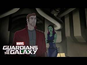 Marvel's Guardians of the Galaxy Season 1, Ep. 18 - Clip 1