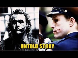 Heath Ledger: Story of The Dark Knight's Joker