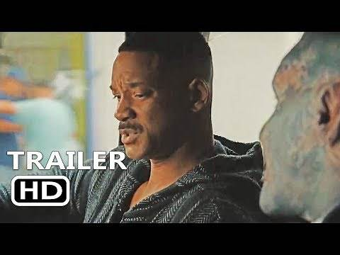 BRIGHT Official Trailer 3 (2018) WILL SMITH, NETFLIX