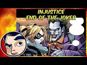 "Injustice ""End of the Joker"" - Complete Story 