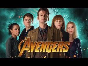 Doctor Who - The Stolen Earth (Avengers: Infinity War Style)