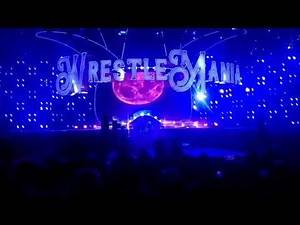 Undertaker Incredible Entrance | Undertaker vs John Cena | WrestleMania 34