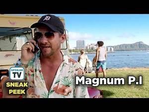 "Magnum P.I. 1x13 Sneak Peek 3 ""Day of the Viper"""