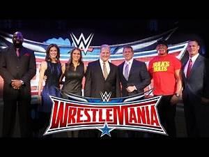 John Cena speaks at WrestleMania 32 press conference