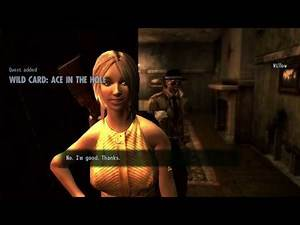 Willow's Reaction to Sleeping with Benny (New Vegas Mods)