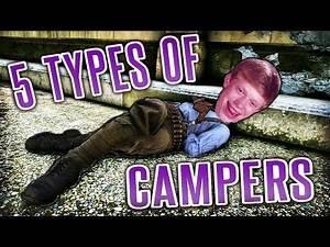 Campers in a Nutshell | Battlefield 1
