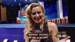 WWE Hall of Fame 2014 Red Carpet Show