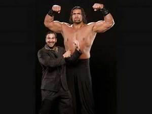 The Top Ten Tallest Wrestlers Of All Time (Check out my friend hpoolboy08)