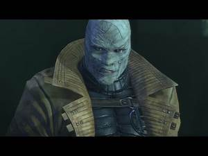 "Batman Arkham City Side Missions EP.1 ""Identity Thief"""