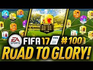 🎉 EPISODE 100! 🎉 THE STORY SO FAR…FIFA 17 Road To Glory EP 💯