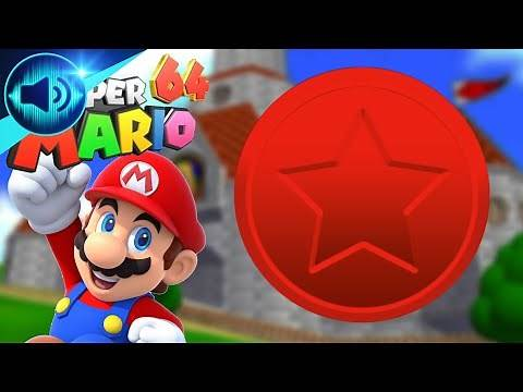 Super Mario 64 - Red Coin Sound Effects [Free Ringtone Download]