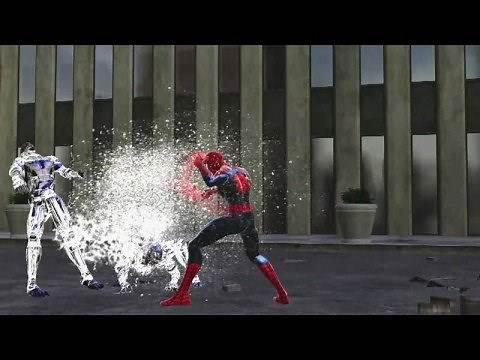 Spider-Man: Web of Shadows - Launch Trailer