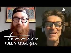 Willem Dafoe on Tommaso | Livestreamed Q&A [HD] | Coolidge Corner Theatre