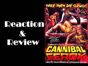 Reaction & Review | Cannibal Ferox