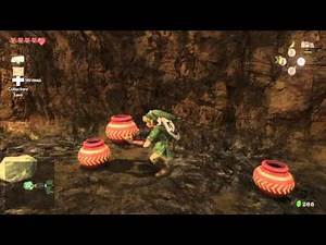 The Legend of Zelda: Twilight Princess HD playthrough pt19 - Into the 2nd Dungeon! IT'S HOT
