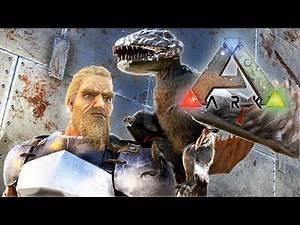 BEASTMASTER 64   Let's Play Ark Survival Evolved Part 4   Metal base upgrade & Dino Taming  Gameplay