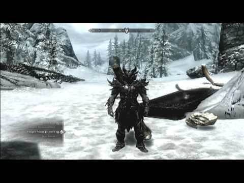 Skyrim - Location Of Throw Voice All Three Words Of Power