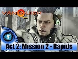 Vanquish Remastered – Act 2 Mission 2: Rapids - Full Walkthrough