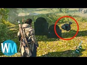 Top 5 Greatest Easter Eggs from Assassin's Creed