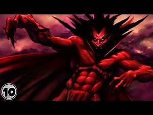 Top 10 Demons Who Are Super Villains