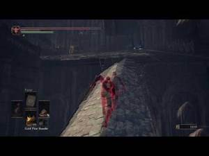【DARK SOULS 3】Deflect Arrows With Weapon Buff