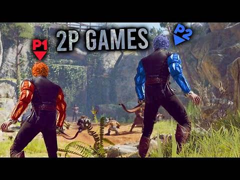 Top 10 NEW CO-OP Games of 2020