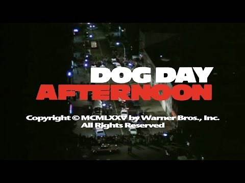 Dog Day Afternoon Trailer (Spec Trailer)