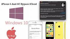 iPhone 5C Bypass iCloud And iPhone 5 Bypass Icloud bypass activation lock new method