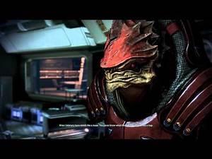 Mass Effect 3 - Mordin, Wrex, and Eve