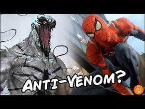 Anti-Venom is the Villain of Spider-Man PS4 Theory