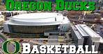 OREGON DUCKS BASKETBALL // Matthew Knight Arena Eugene OR