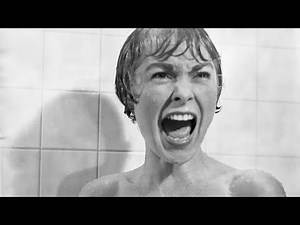 Psycho (1960) l The Iconic 'Shower Scene' l Alfred Hitchcock l Janet Leigh l Anthony Perkins l