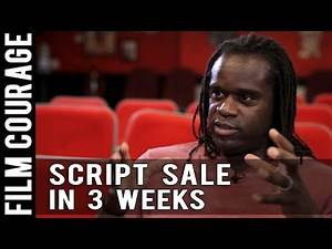 How Markus Redmond Wrote His First Script In 3 Weeks And Sold It To A Hollywood Studio