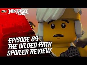 Ninjago Hunted: Episode 89 - The Gilded Path Spoiler Review