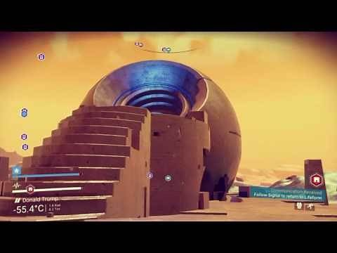 No Mans Sky: HowTo Learn An Alien Language Fast