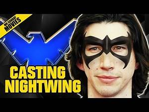 Casting NIGHTWING & ROBIN In The BATMAN Film
