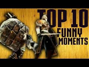 Dark Souls 2 - Top Ten Funny Moments! (22)