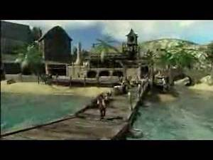 Pirates of the Caribbean: At World's End - Video Game