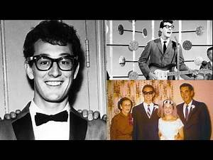 Buddy Holly biography, Tribute, Family, Albums, Plane crash, House and car