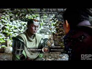 Dragon Age: Inquisition playthrough (PS4) pt2 - Sword of WHAM!